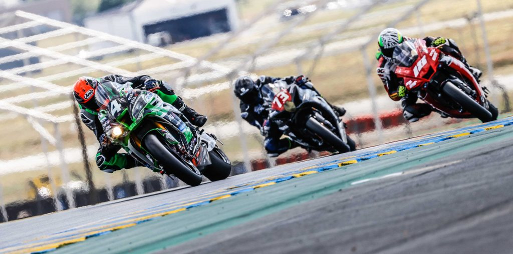 24 Heures Motos 2021 - Private practices