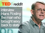 TED and Reddit's 10 questions