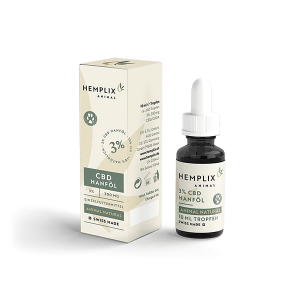 Hemplix Animal Hemp oil 3pct