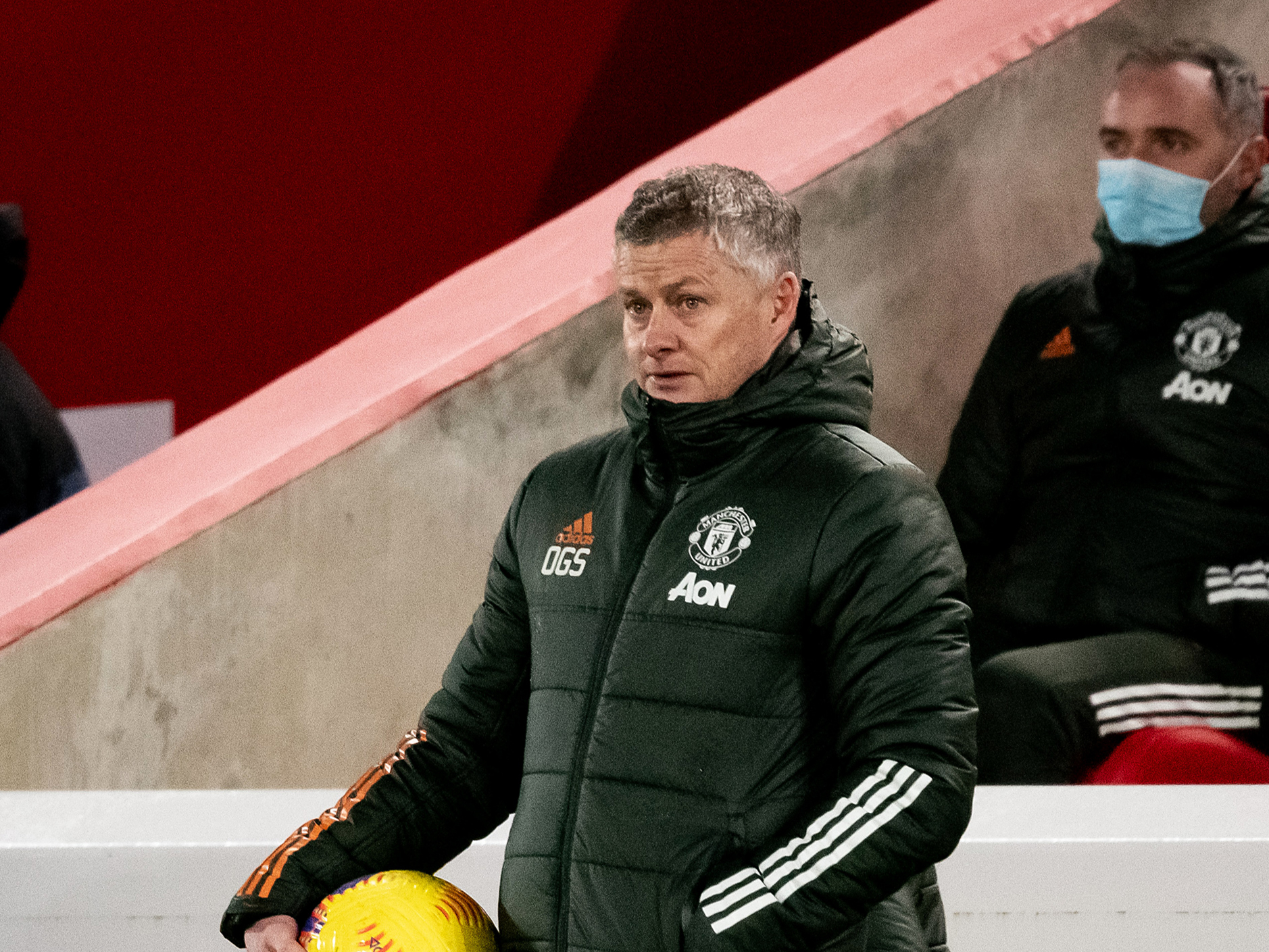 Ole Gunnar Solskjaer 'disappointed' with Manchester United draw at Liverpool