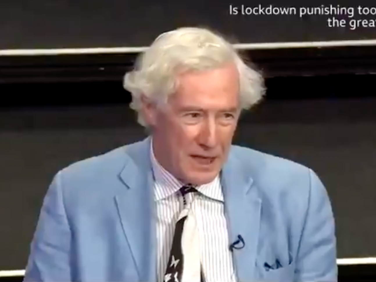 Lord Sumption tells stage 4 cancer patient her life is 'less valuable'
