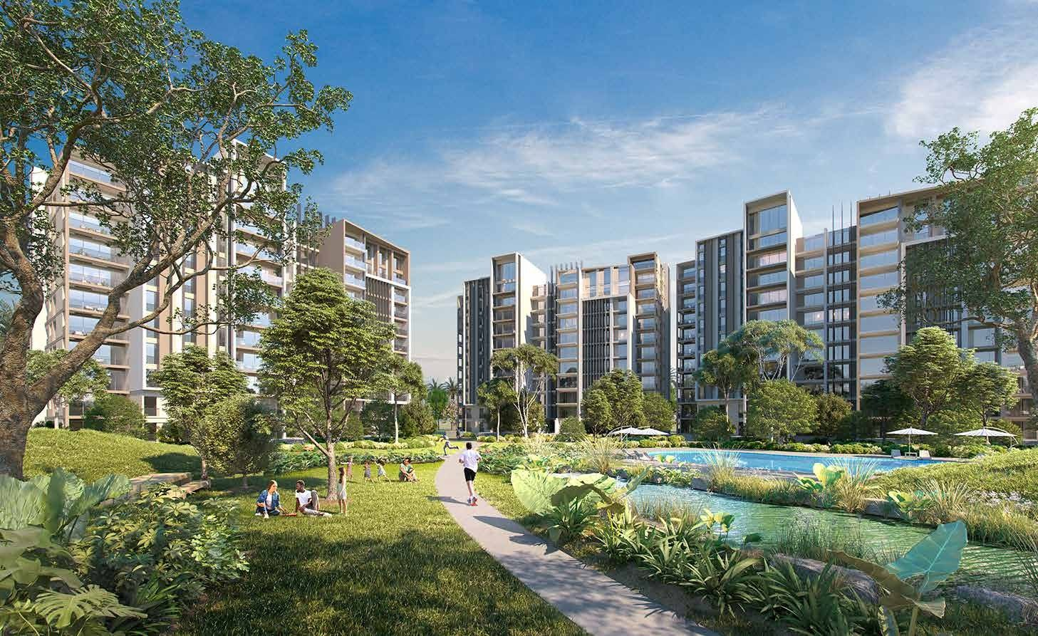 Apartment 85㎡ For Sale in Zed East