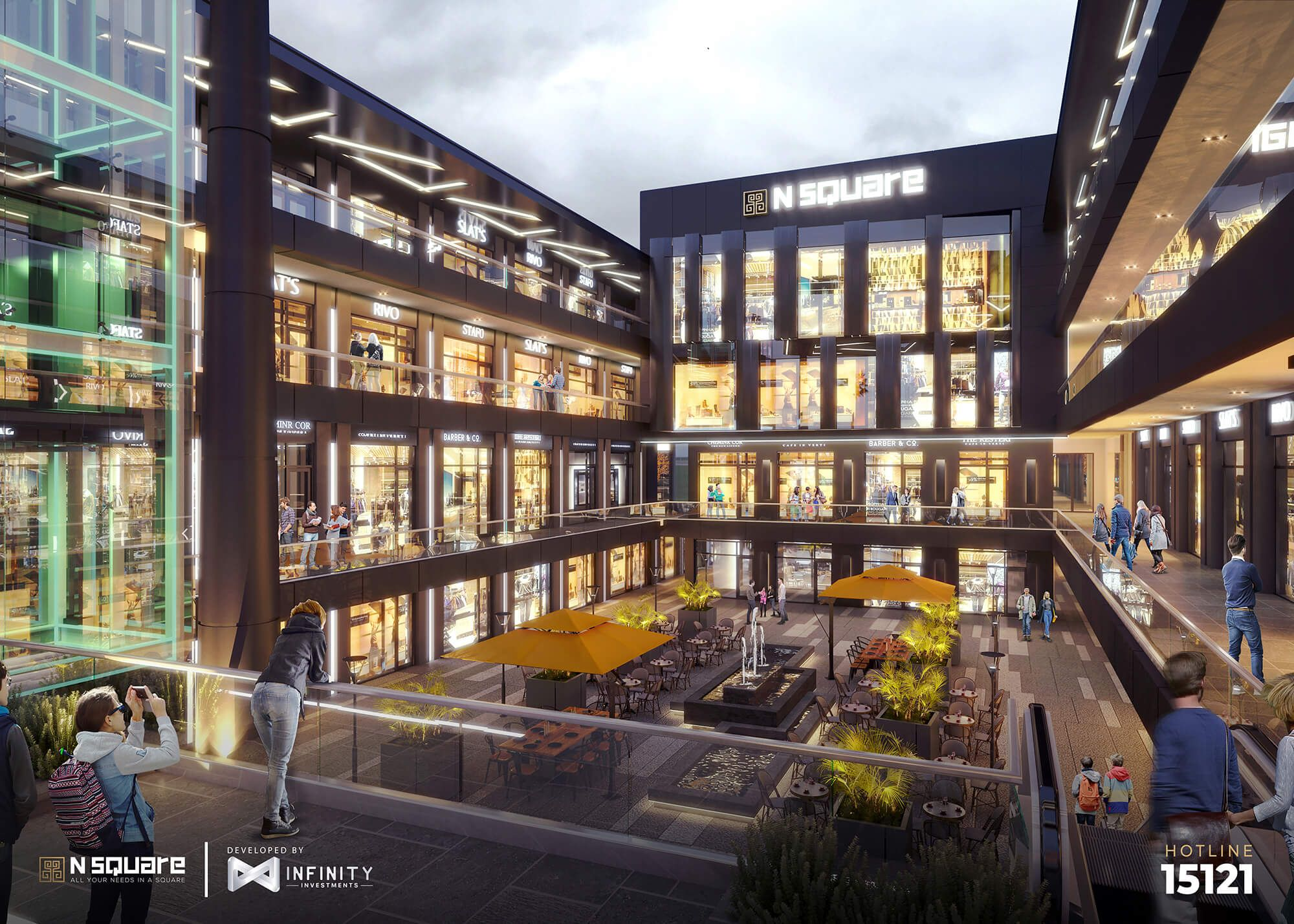 Retail Shop 43㎡ For Sale in N Square Mall