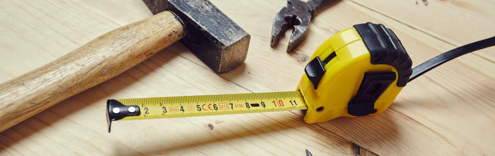 Les outils de bricolage à avoir chez vous