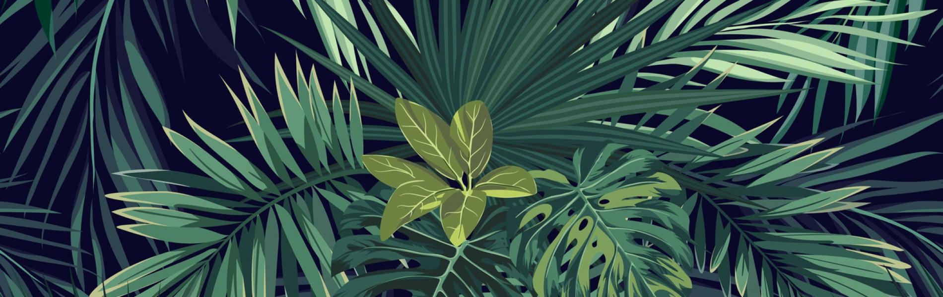 Tendances déco: le style végétal fait son grand retour!