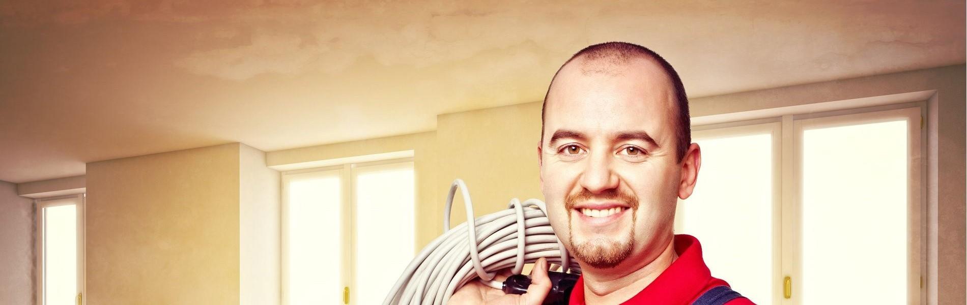 Guillaume, spécialiste du bricolage à domicile