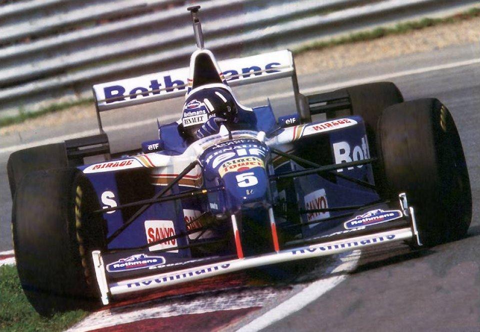 Williams f1 sponsorship rtr sports