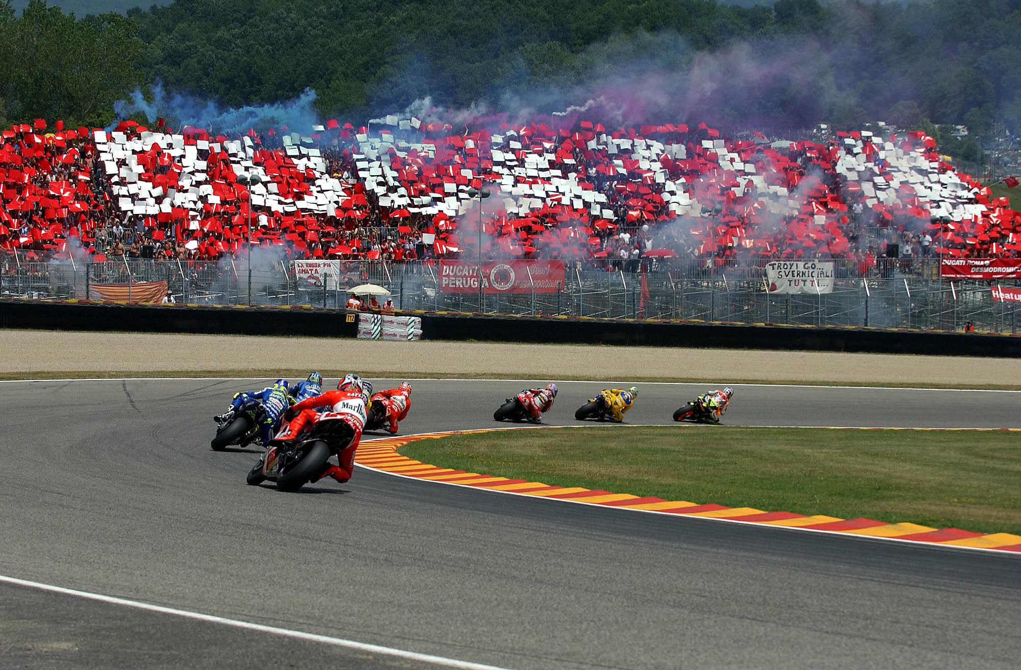 sponsorship sport marketing motoGP