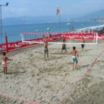 coca cola beach volley