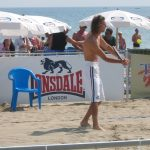 Lonsdale Beach tennis RTR sports Marketing