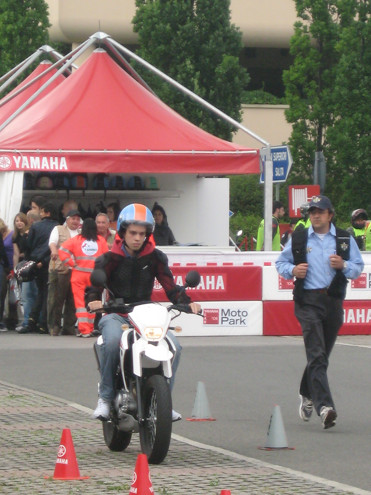 yamaha sponsorship sport marketing