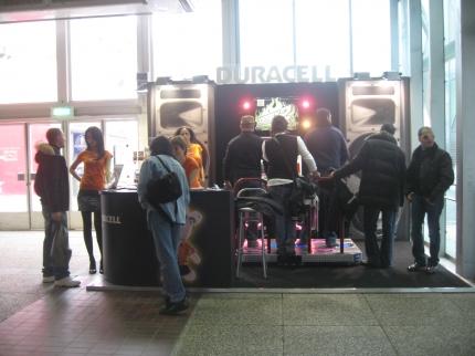 duracell sponsorship sport marketing