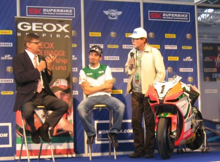 motoGP partnership geox sponsorship
