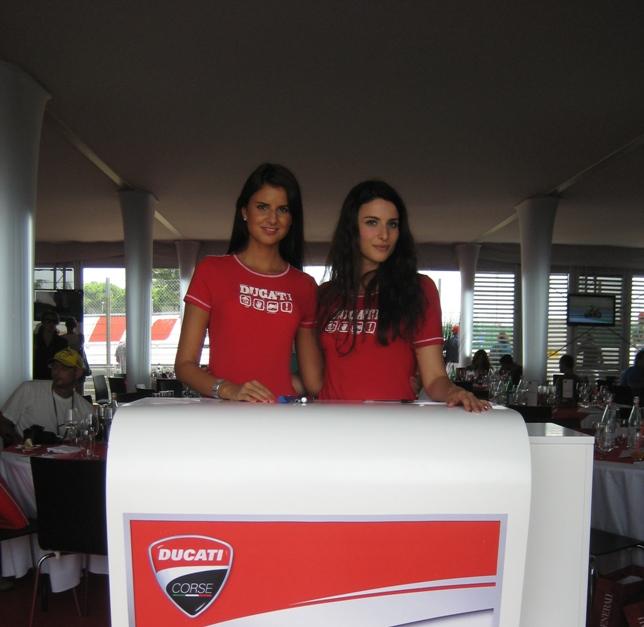 Hospitality: Acer - MotoGP Aperol di Misano