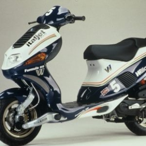 Scooter Italjet - Williams F1