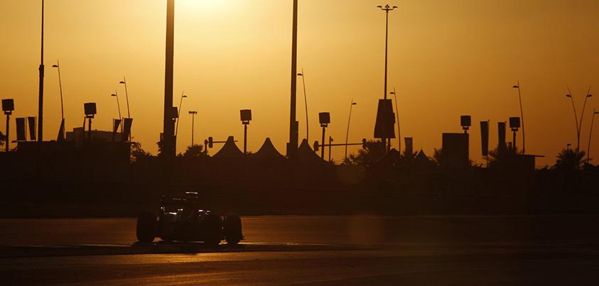 sebastian Vettel Yas Marina