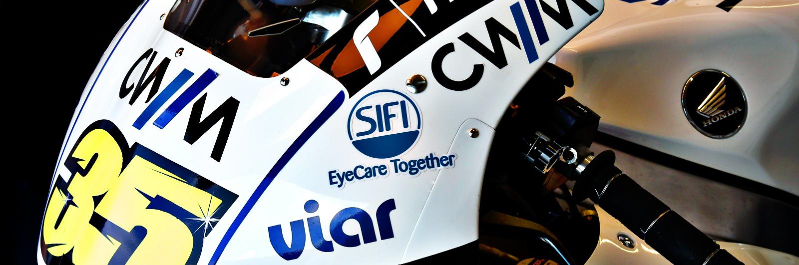 header sponsorship motoGP