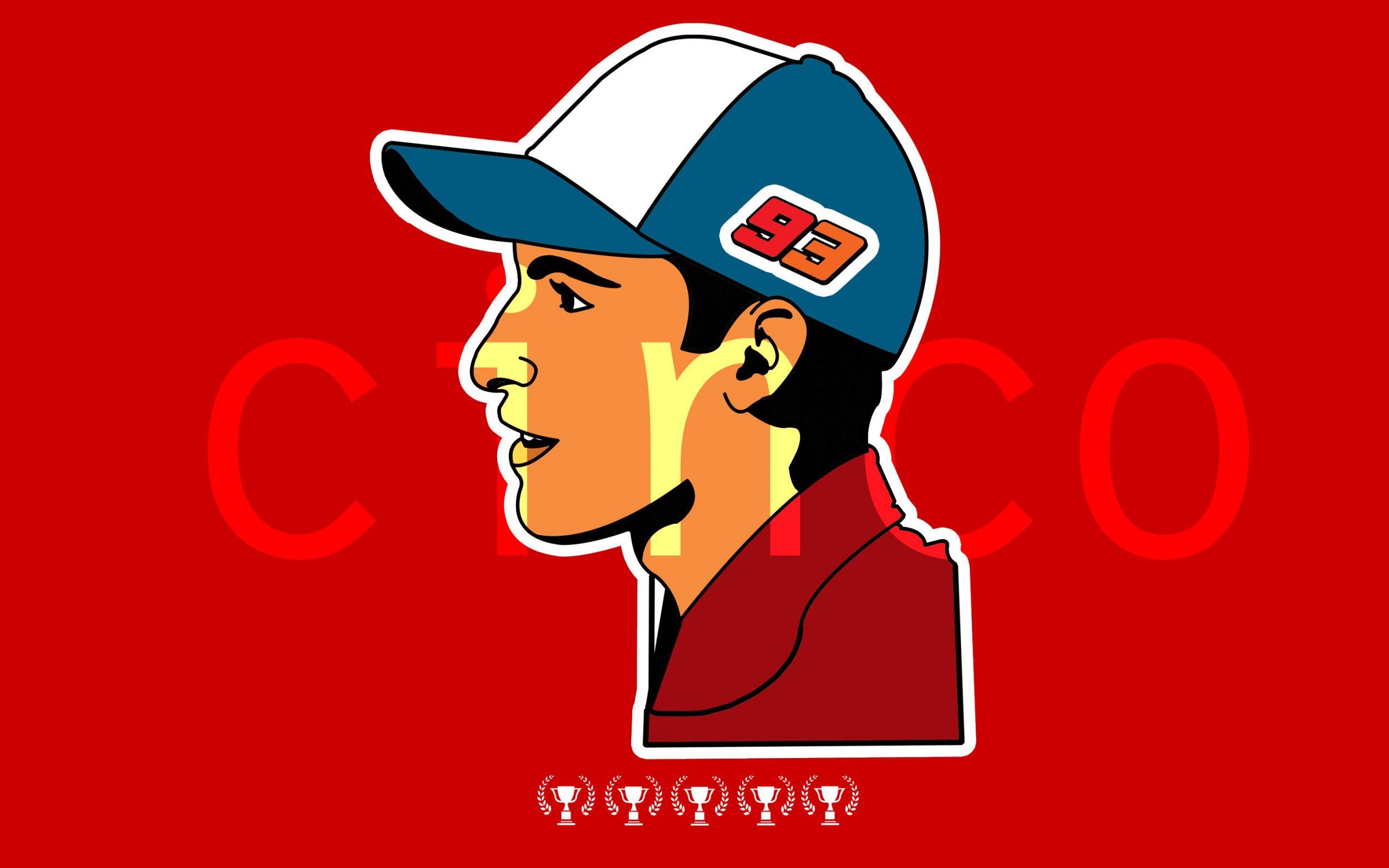 LONG FORM. MARC MARQUEZ = CINCO. LA FORMULA DEL SUCCESSO