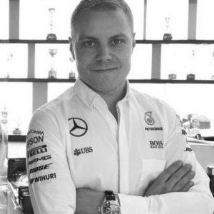 Formula1 2017: Valtteri Bottas in Mercedes