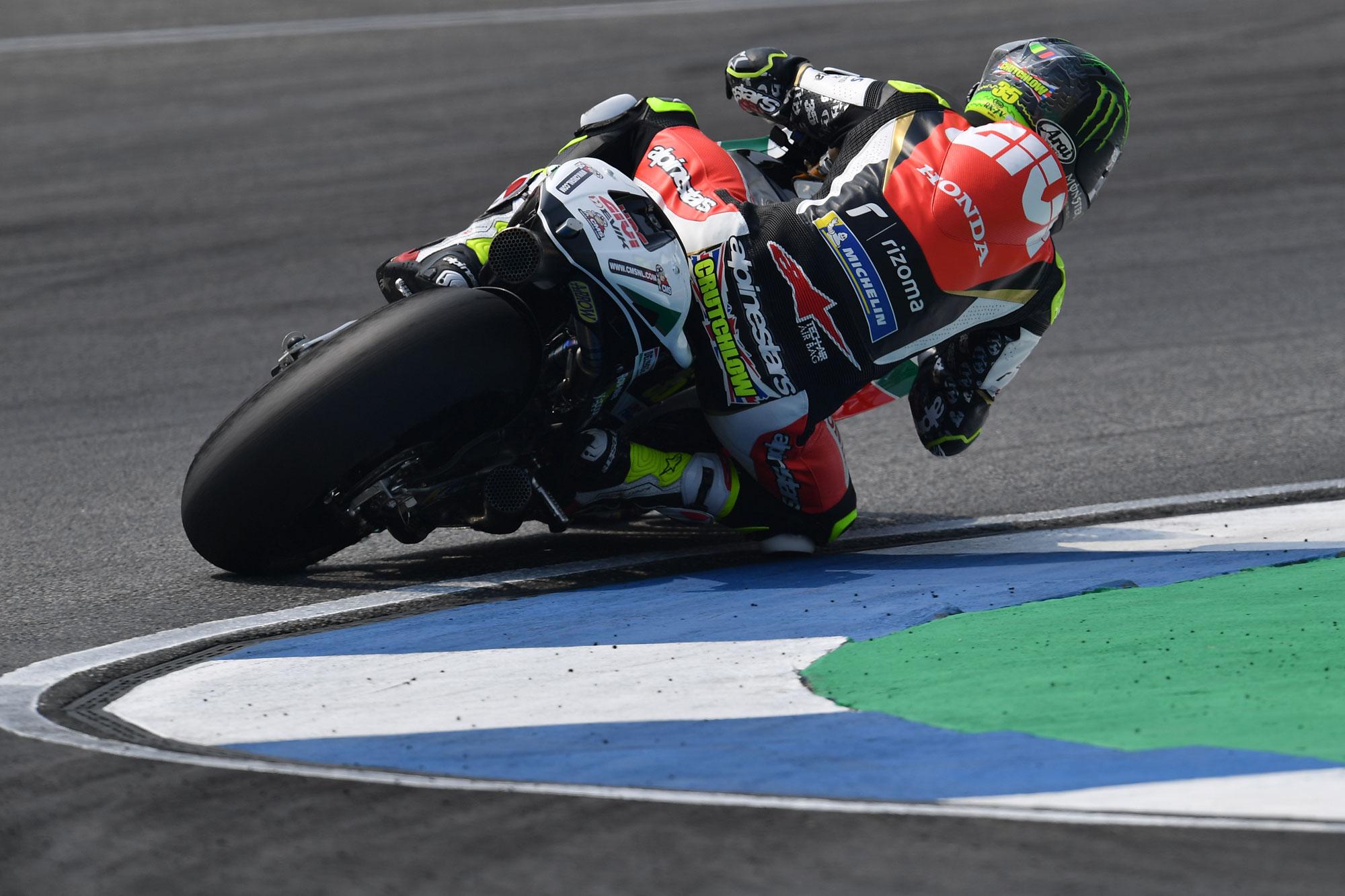 cms motoGP sponsorship