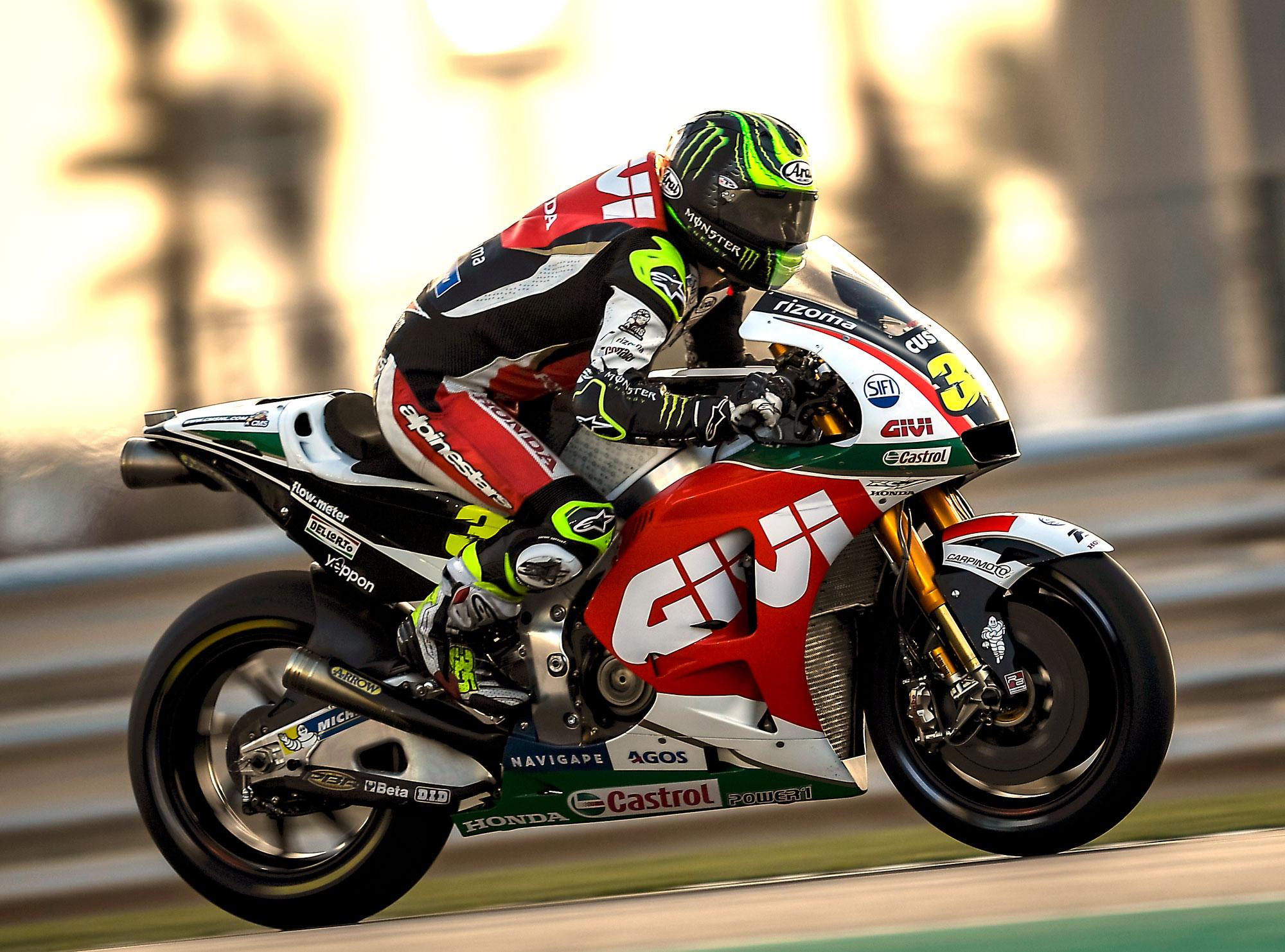 sponsorizzazione SIFI LCR Honda MOtoGP