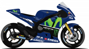 yamaha motoGP sponsorship sport marketing
