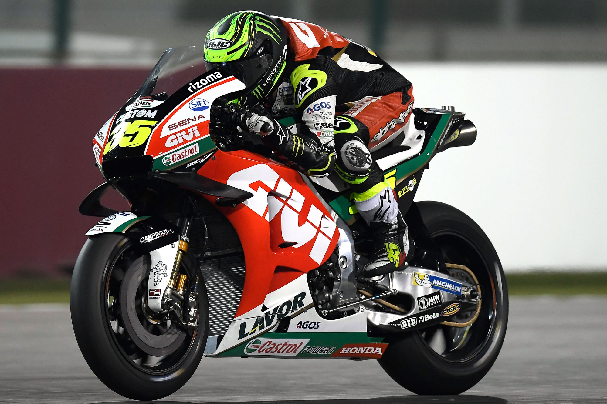 sponsorizzazione motogp LCR Honda RTR sports marketing