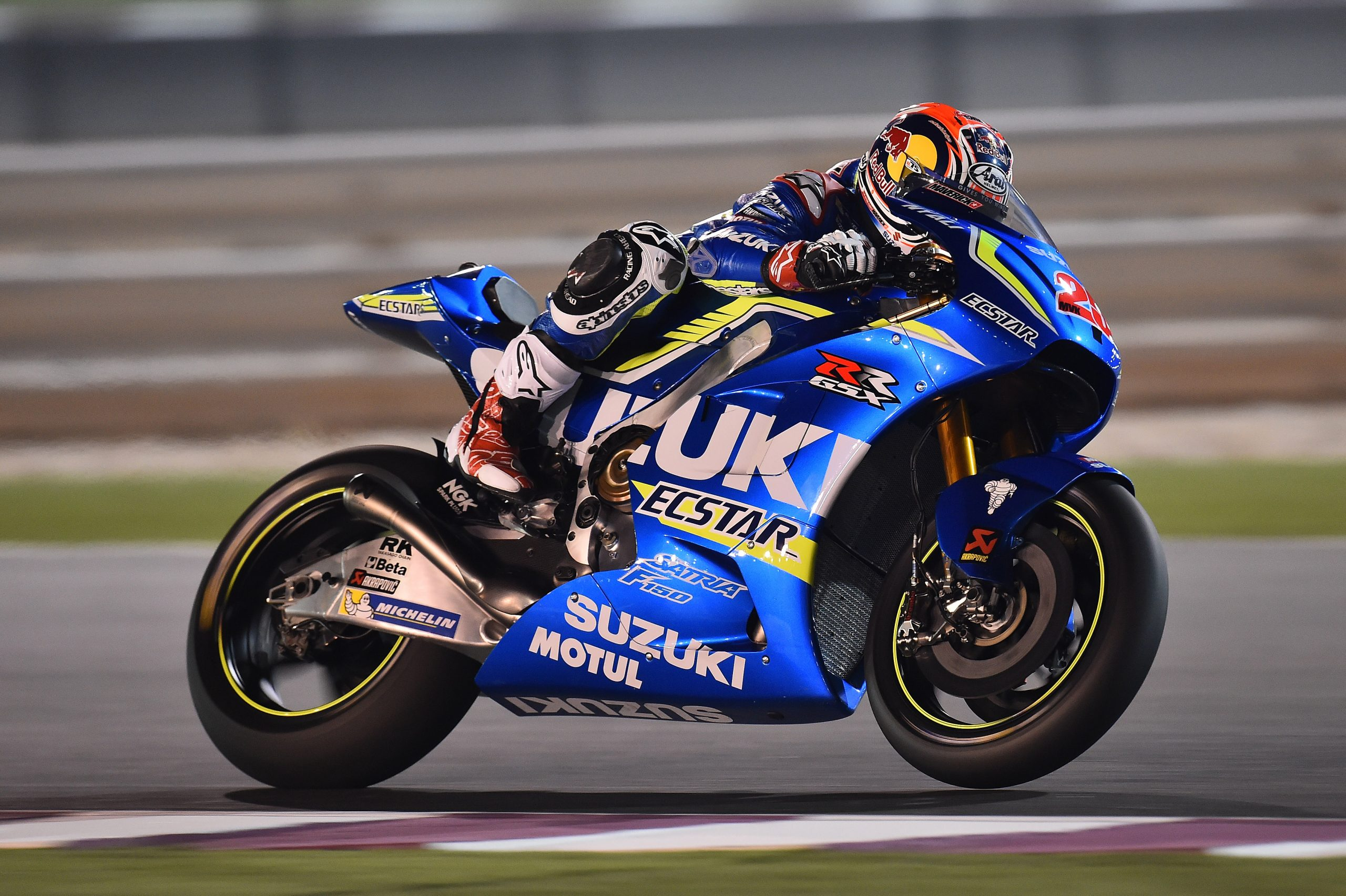 2016 Motogp Season Qatar Michelin