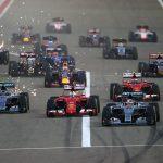 Sparks in F1