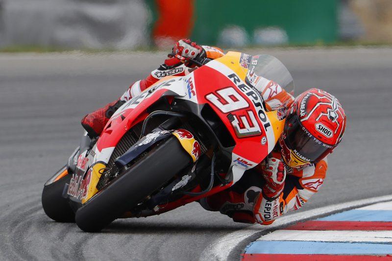 MotoGP Brno and Marquez
