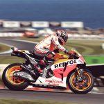 Marc Marquez Phillip Island australia