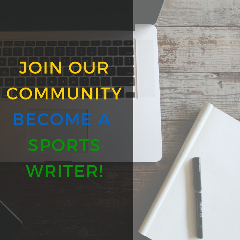 become a sports writer join rtr sports community