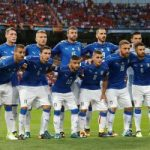 Italian national soccer team keeps things sweet with Goleador