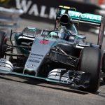 Mercedes AMG F1 number 6