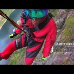 VIDEO: New World Record Rope Jump sets at 424 mts