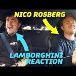 VIDEO: Casually interviewing Nico Rosberg in a Lamborghini Centenario