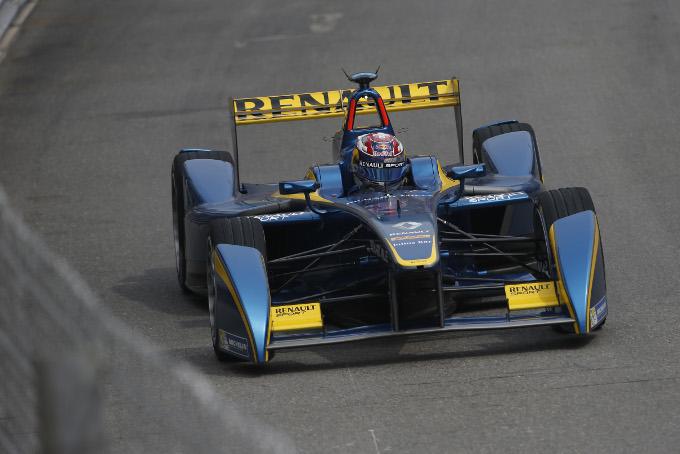 e.dams-Renault driver seals victory in Monaco