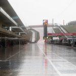 Interlagos raining
