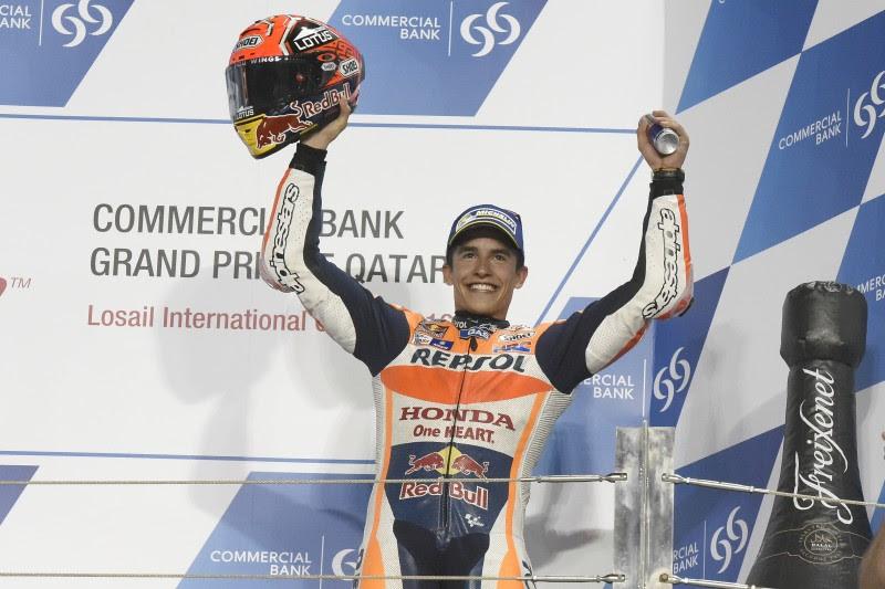 MotoGP marc marquez qatar