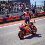 Marc Marquez GP of Americas