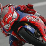Marco Melandri fortuna dan Spiderman