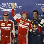 Ferrari and Red Bull Pilots