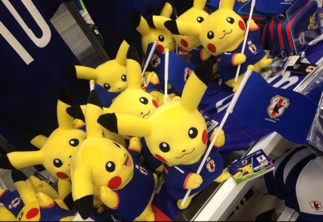 pikachu sanrio