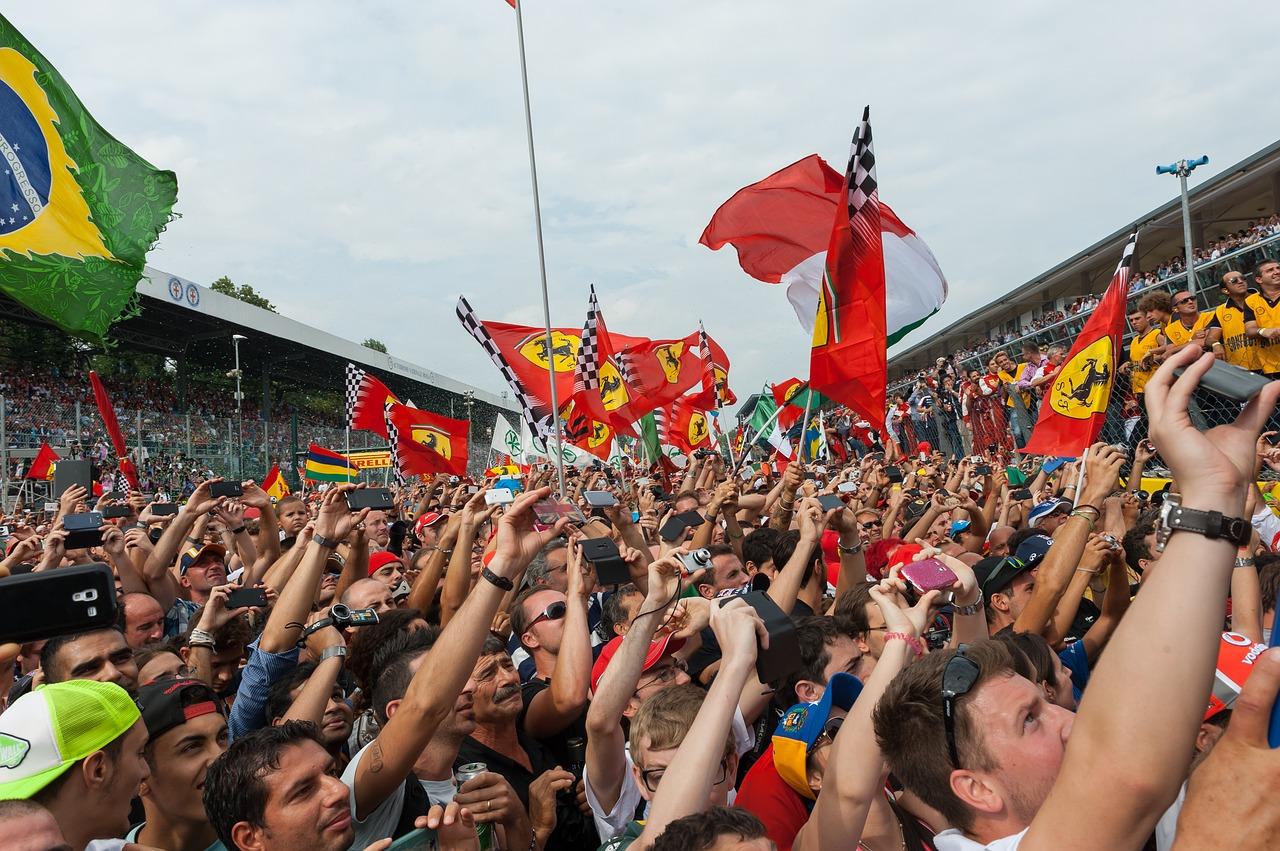 F1-sponsorship