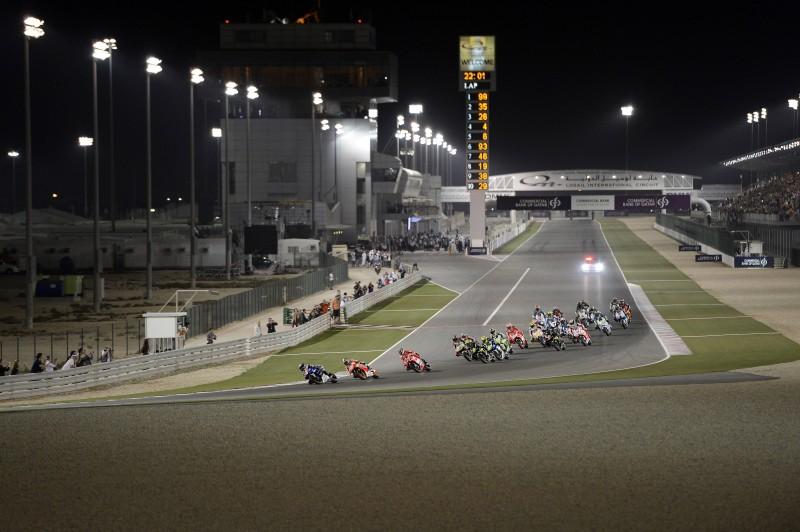qatar race motogp 2015 valentino rossi marc marquez