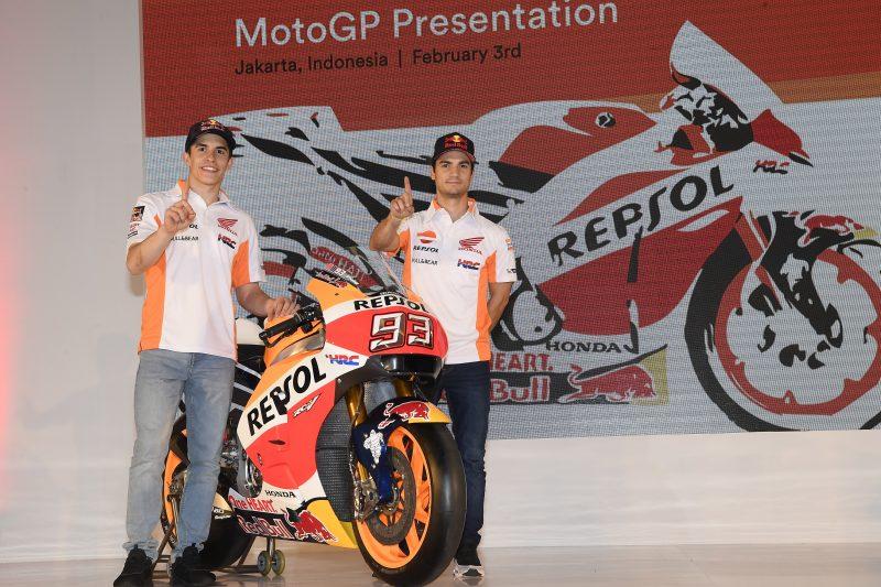 2017 Repsol Honda Team
