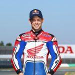 Casey Stoner MotoGP test 2015 Honda