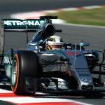 McLaren Mercedes - number 44