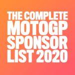 lista completa degli sponsor motogp