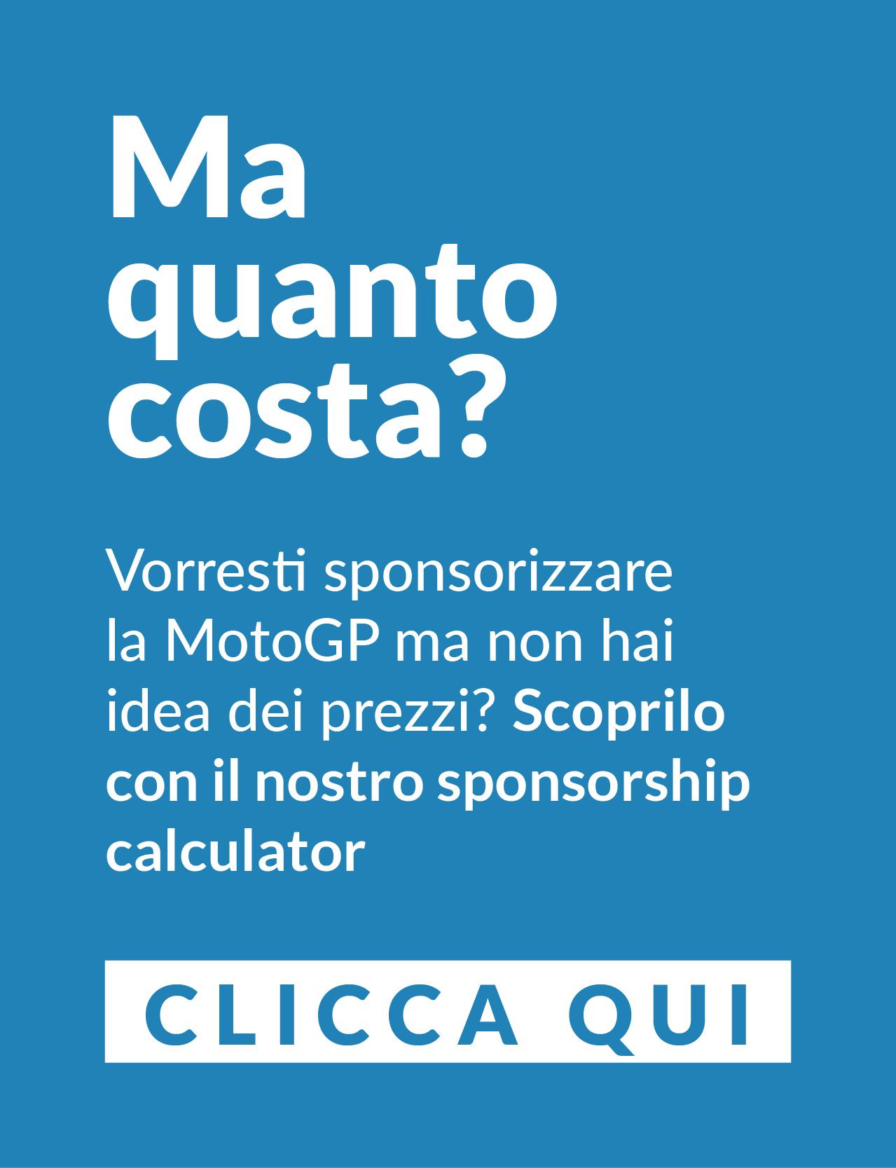 costo sponsorizzazione